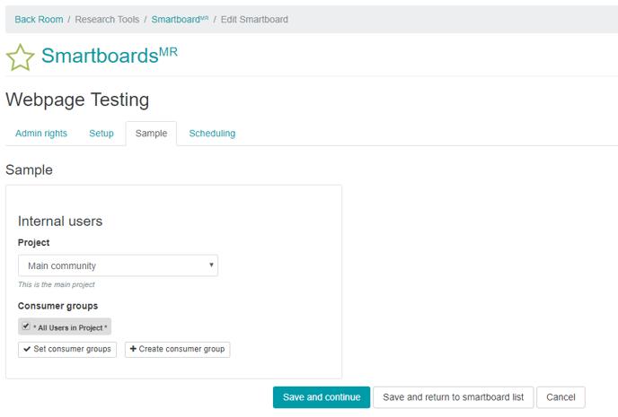 Create Smartboard Sample