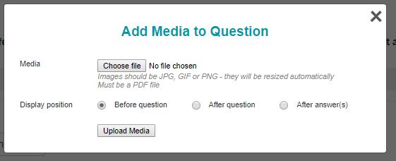 Media Question